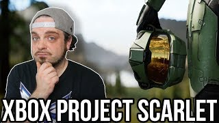 Xbox One BEYOND 2018 and Project Scarlet | RGT 85