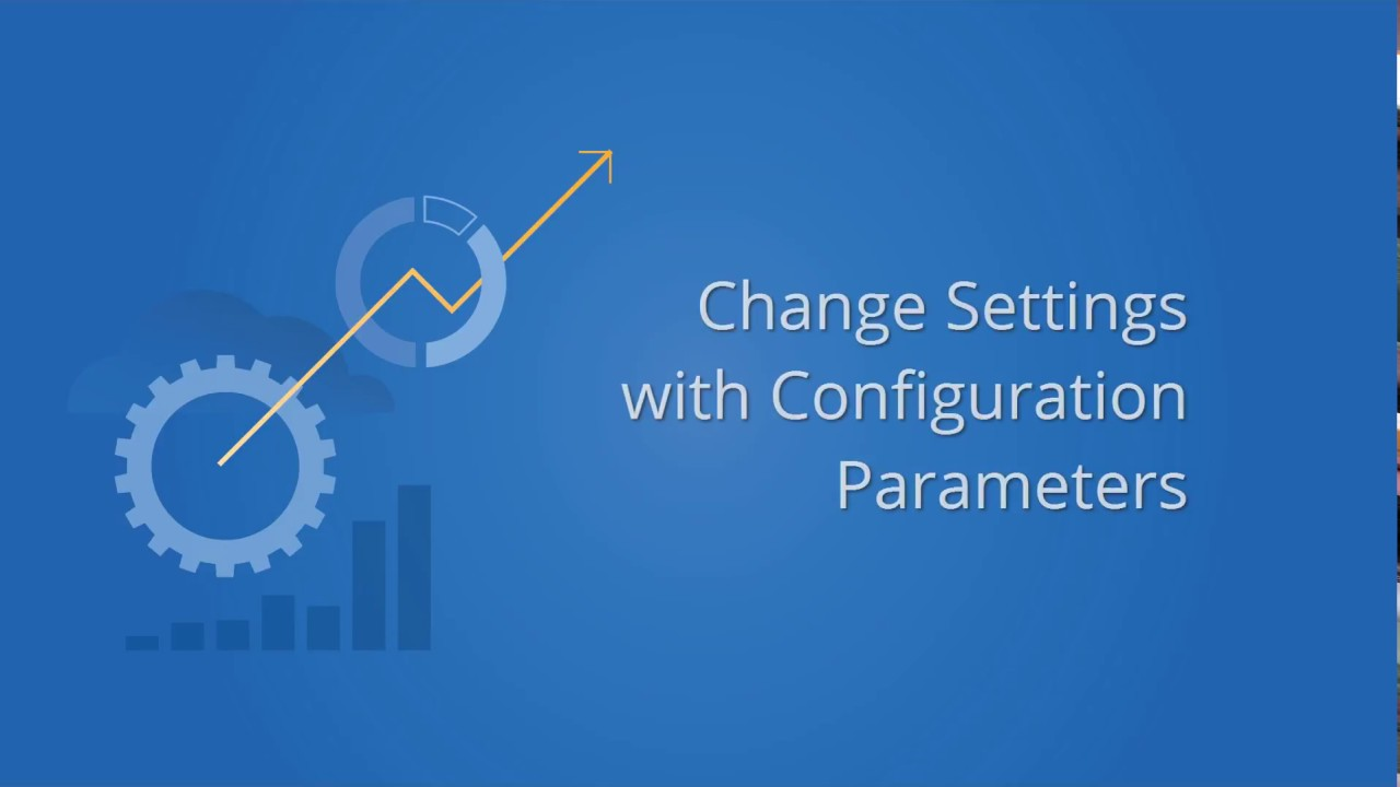 Tricentis Tosca: How to change setting by using Config Params