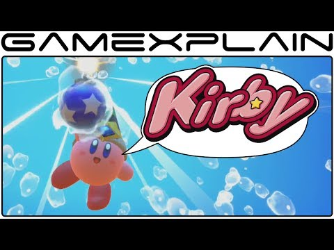 Kirby Switch - Reveal Trailer DISCUSSION