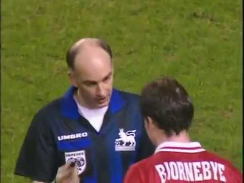 Liverpool - Newcastle United 10 03 1997 Premier League Classic