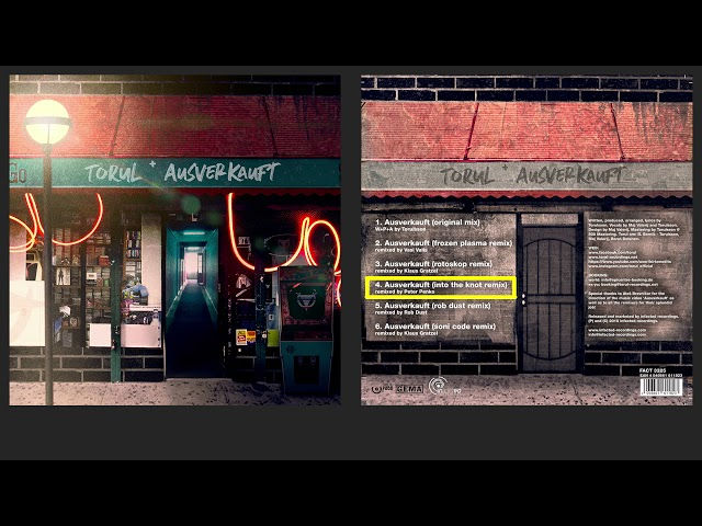 TORUL—Ausverkauft (Into the Knot Remix)