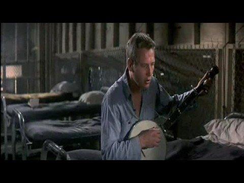 Paul Newman - Cool Hand Luke - Plastic Jesus