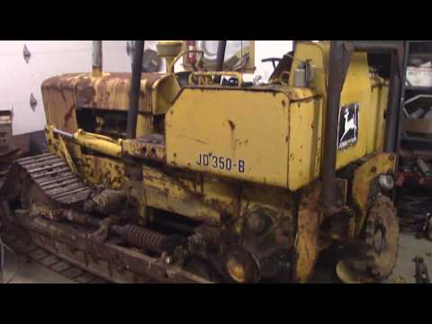 John Deere 350B Final Drive Removal YouTube