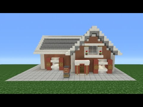Minecraft Tutorial: How To Make A Post Office