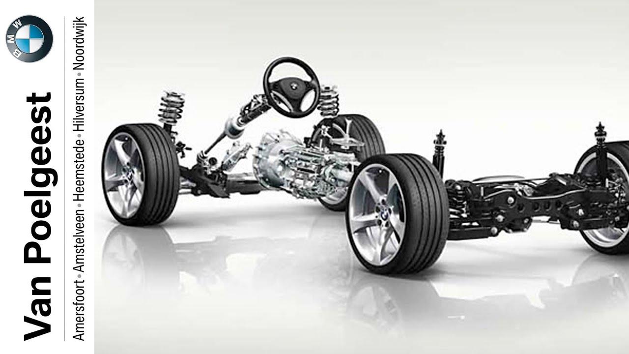 Bmw adaptive suspension