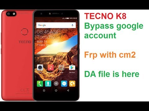 tecno K8 secure boot not accepted cm2 frp don with DA file
