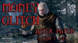 The Witcher 3 Money Glitch - Unlimited Crowns - PATCHED - Update Video In Description