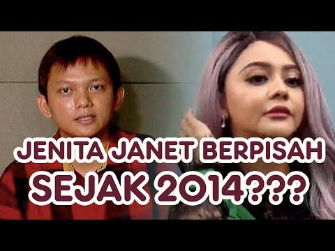 Kabar Gugat Cerai Suami, Jenita Janet Bilang Begini