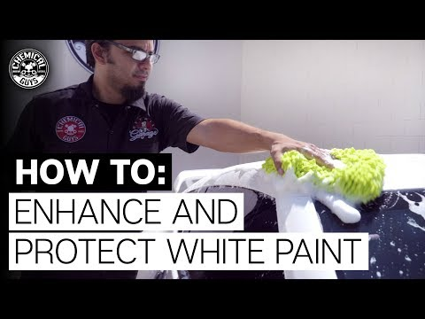 How To Clean, Enhance, Protect & Maintain White Paint - Chemical Guys