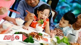 Nên cho trẻ ăn rau từ khi nào?