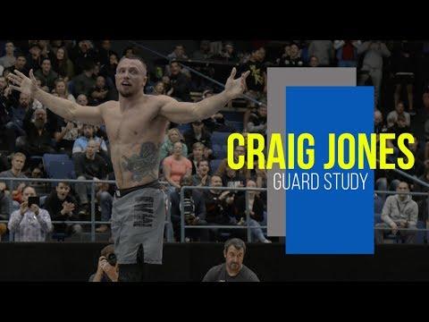 BJJ Scout: Craig Jones Guard Study