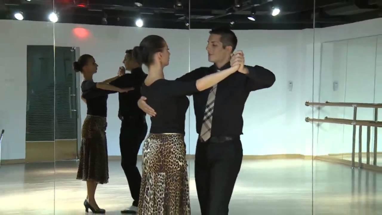 آهنگ رقص تانگو