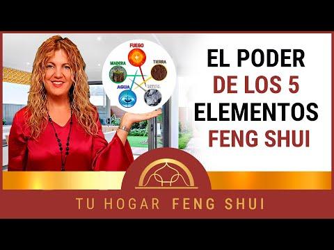 ►Feng Shui Los 5 Elementos ⭐⭐⭐⭐  Wu Xing