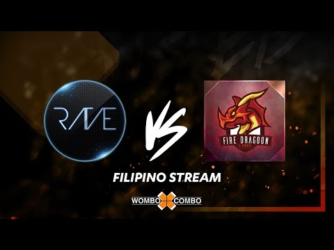 Rave vs. Fire Dragon Gaming Boston Major Open Qualifiers Finals game 2