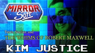 MIRRORSOFT:  Tetris, Sinclair, and the Whims of Robert Maxwell - Kim Justice screenshot 1