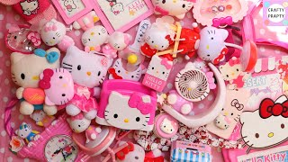 Hello kitty Haul / My Hello kitty Collection / Hello Kitty Stationery Collections