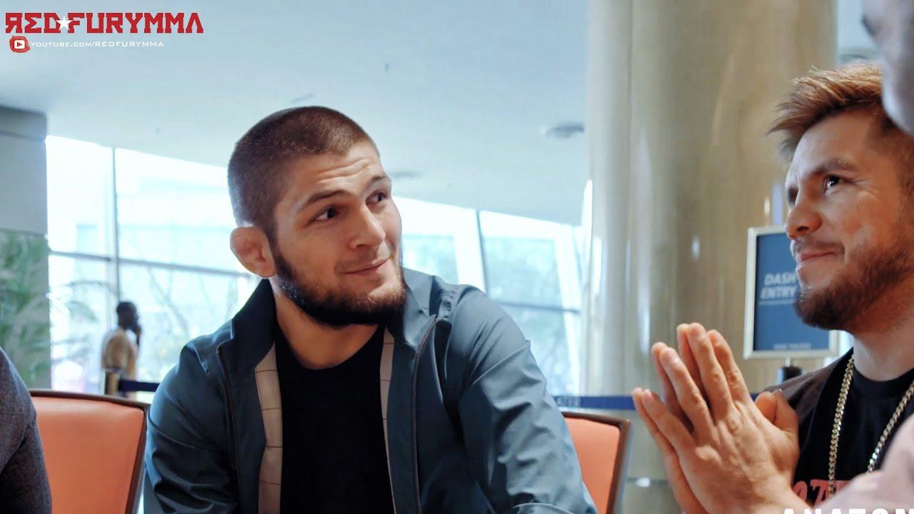 ХАБИБ И ГЕНРИ СЕХУДО СПОРЯТ :  ЧТО ЛУЧШЕ ДЗЮДО ИЛИ БОРЬБА? / МЕСЯЦ ДО UFC 249 / РУССКАЯ ОЗВУЧКА!