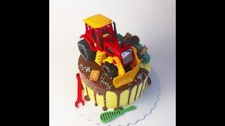 День кондитера Фильм № 20 Торт с игрушкой