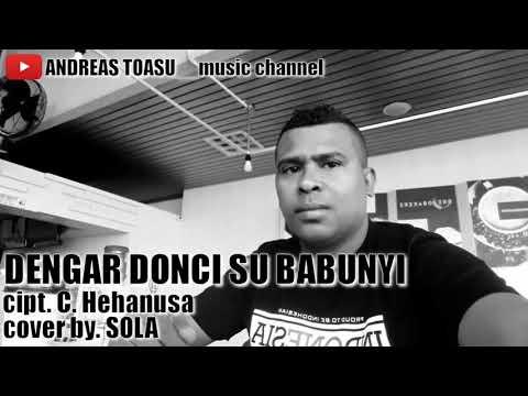 Live Cover__DENGAR DONCI SU BABUNYI__cover By. SOLA🎤__music By. Andreas Toasu🎹