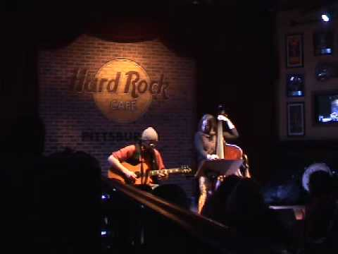 The Grifters performing... 'Gamblers Blues' @ the Hard Rock Cafe