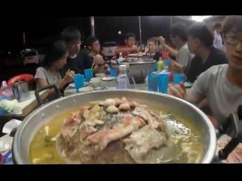 Thai BBQ at Klang with #heartattack