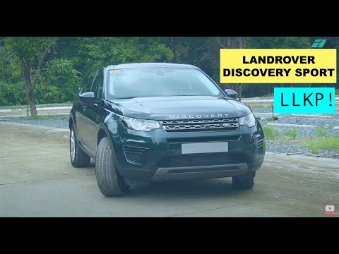 Land Rover Discovery Sport 2.0 SE Review