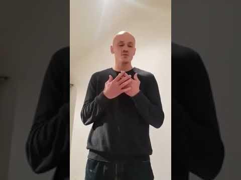 christophe dettinger  le gilet jaune boxeur s'explique avant de se rendre a la police
