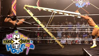 Cameron Grimes, LA Knight lay it all on the line: NXT TakeOver: In Your House