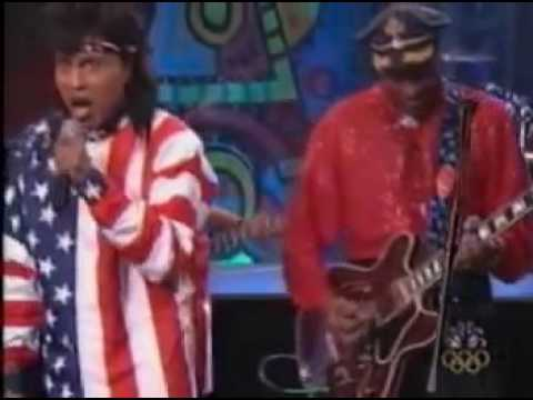 Chuck Berry & Little Richard - Keep On Knockin' - Back In The USA (2002)