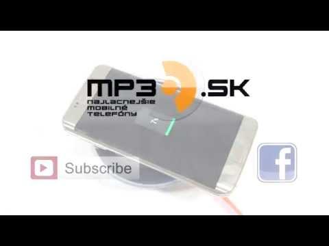 Nabíjačka bezdrôtová pre Samsung - MP3.sk video