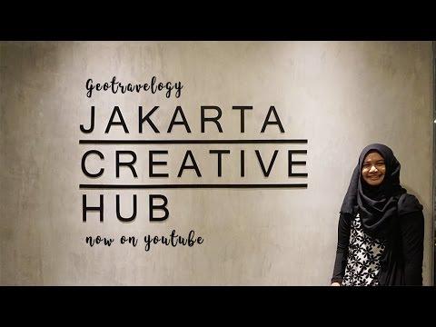 JAKARTA CREATIVE HUB [ VLOG ] - Opening Day