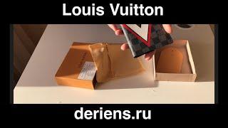 Обзор обложки Луи Виттон