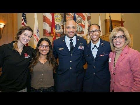 Student-Veterans At Rutgers–Camden