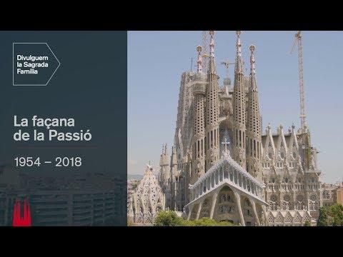 2018 La façana de la Passió: els moments claus de la seva cronologia
