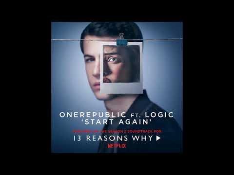 One Republic, Logic - Start Again - ( 1 hour )