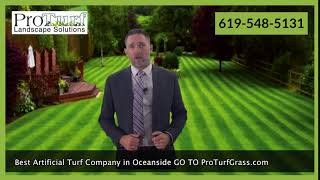 Best Turf Company in Oceanside California