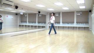 I Never Knew by Simon Ward (Line Dance)