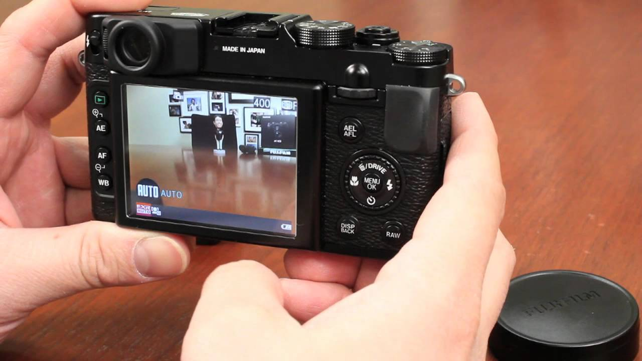 fuji guys fujifilm x10 getting started youtube rh youtube com