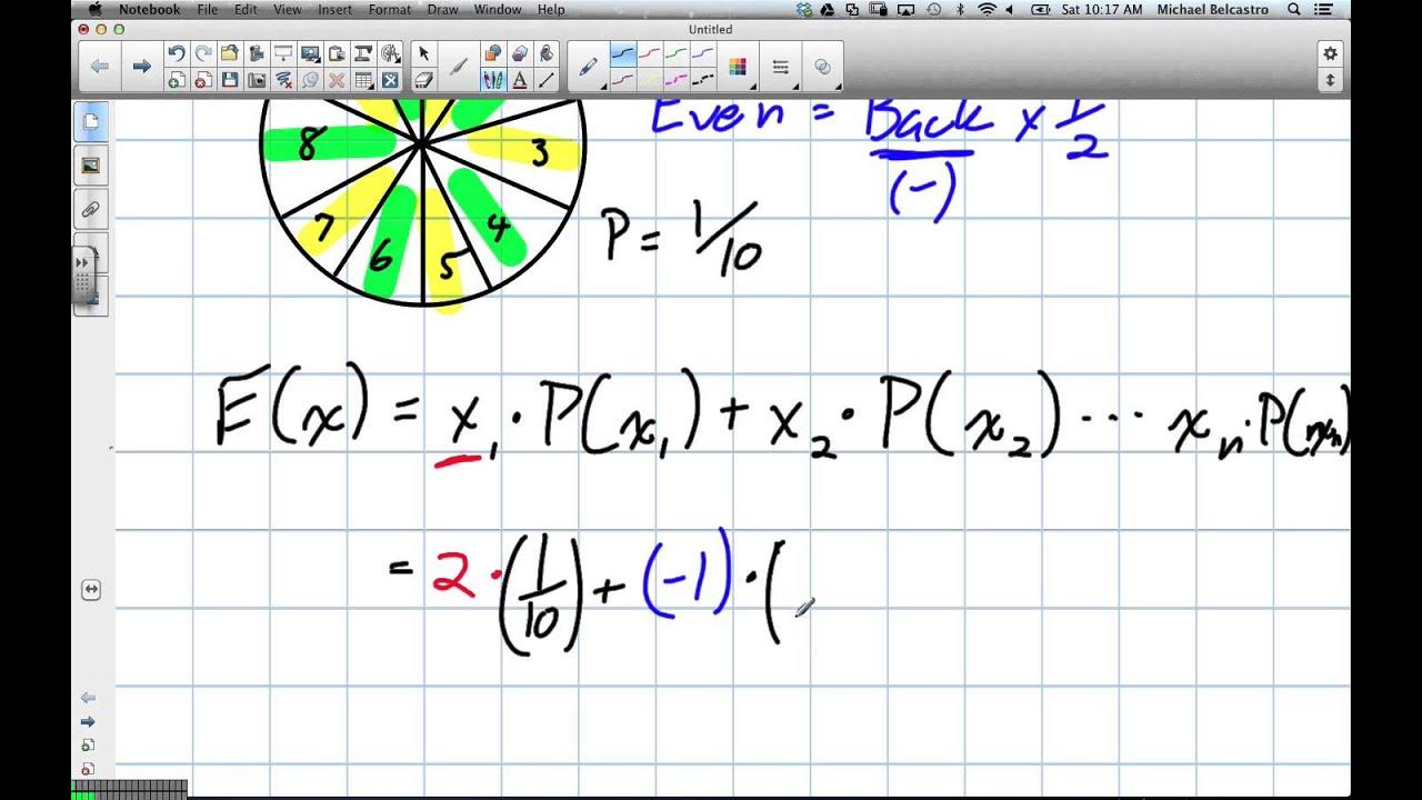 statistics and probability grade 11 pdf