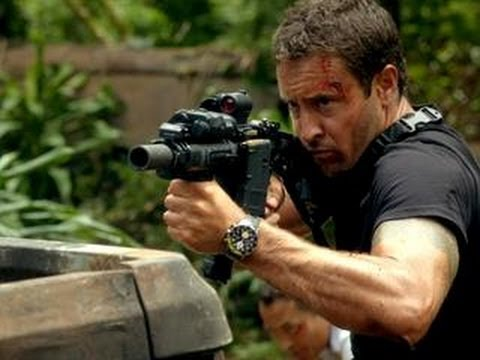 Hawaii Five-0 - The Action Scenes