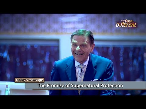 The Promise of Supernatural Protection with Kenneth Copeland (Air Date 9-7-17)