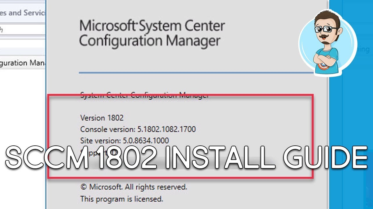Technical Preview 1802 for System Center Configuration Manager Installation  Guide!