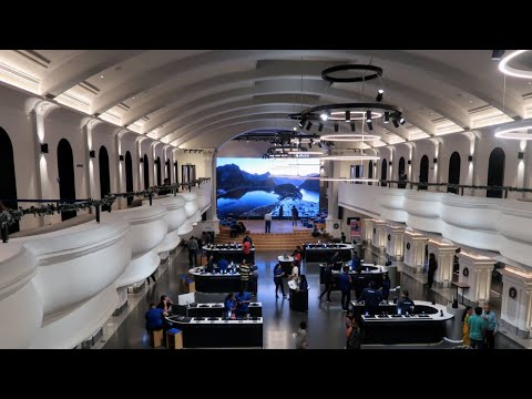 Bangalore Day-1| World's largest mobile experience center| Samsung experience centre