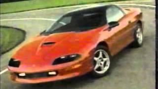 Motorweek 1996 - What is new for General Motors in 1996