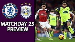 Chelsea v. Huddersfield | PREMIER LEAGUE MATCH PREVIEW | 2/2/19 | NBC Sports