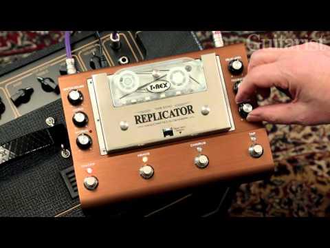 T-Rex Replicator Tape Echo Demo