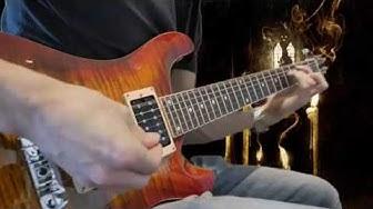 Opeth - Reverie/Harlequin Forest Full Guitar Cover