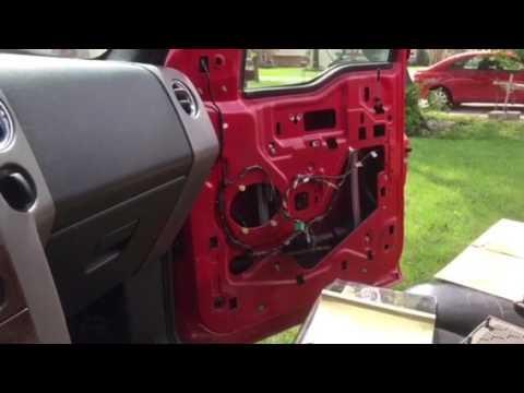 Ford F  Power Window Reset