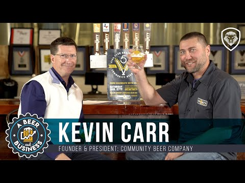 How a Serial Entrepreneur Built a Top 10 Brewery - Beer and Business S1E1
