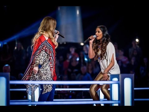 Abi Sampa Vs Laura Oakes - 'Heaven' (Full Video) - The Voice UK 2013